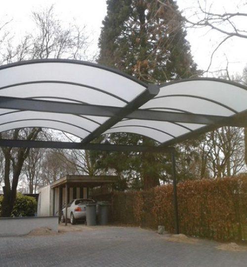 Overkapping carport