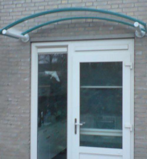 Luifel voordeur
